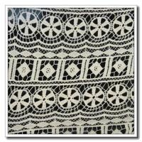 Buy cheap 2017 China Wholesaler High Quality Spandex Hollow-out Knitting Lace Fabric For Clothing product