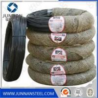 1.6mm big coil soft annealed black bending wire