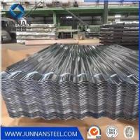 Buy cheap AISI coated and galvanized corrugated steel roofing sheet from Wholesalers
