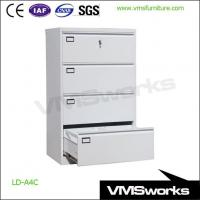 Buy cheap Standard Dimensions Hoizontal Lateral Metal File Storage Cabinet product