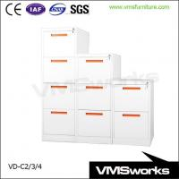 New Design Fireproof 2/3/4 Drawer Vertical Office Storage File Cabinet