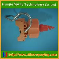 Buy cheap Pretreatment Rinse Spiral Nozzle & Plastic Adjustable Ball Spray Nozzle product