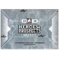 Buy cheap 2014-15 Leaf ITG Heroes And Prospects Hockey Hobby Box product