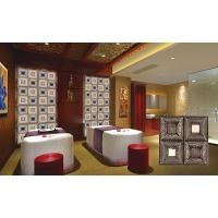 Faux Leather Wall Covering 3D Panels