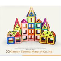 China magnetic block sets toy on sale