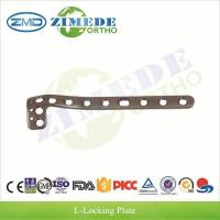 Buy cheap Orthopedic Surgical Instrument Orthopaedic 20217 L Locking Plate product