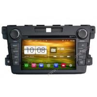 Buy cheap In-Dash Car Navigation Stereo Android 4.4.4 OS Navigation Radio Player For Mazda CX-7 from wholesalers