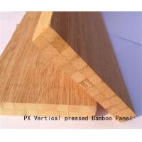 Buy cheap Vertical Carbonized Bamboo Board for Worktops and Tabletops product