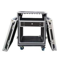Buy cheap Fligth case 10U three earthquake with drawer product