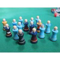 Plastic Game Playing Pieces