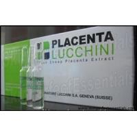 9 trays Placenta Lucchini Fresh Sheep Placenta Extract 10 ampoules x 2ml / tray