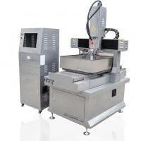 Steel Iron Copper Aluminum Cnc Engraving Cutting Machine