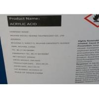 Buy cheap Specialty chemicals Acrylic acid product