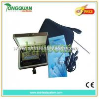 Golden color mini portable quantum sub-health detector with 39kinds reports widely popular now