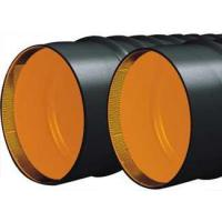 Buy cheap New steel reinforced PE helix corrugated pipe (G-MRP) product