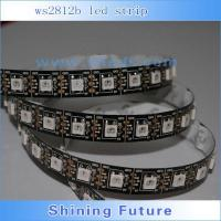 Buy cheap Waterproof 5050 addressable programmable rgb led strip ws2811 dc12v 30LED/M product