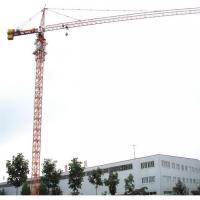 Buy cheap TC6313 High Quality 8t Load Top Slewing tower crane from Wholesalers
