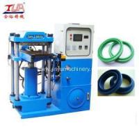 Buy cheap Hydraulic Machine Solid Silicone O Ring Molding Equipment product