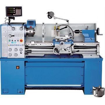 Quality Metal Working Profi 400-Gear Head Lathe with Digiatal Readouts ART:8201023 for sale