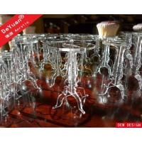 Buy cheap acrylic cake stand Wedding Stand For Cake / Hot Selling Wedding Cupcake Display product