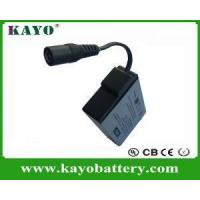 Buy cheap 7.4V Rechargeable Lipo Battery For Heated Jacket product
