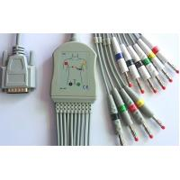 Buy cheap Fast Charging EKG Cable with leads product
