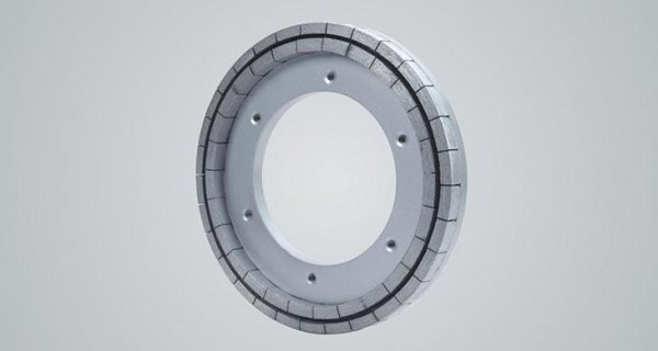Quality DOUBLR-RING SQUARING WHEEL for sale