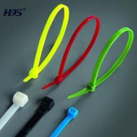Buy cheap self-locking plastic cable ties product