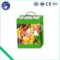 3D PP Lenticular Food Gift packing wrapping Bag