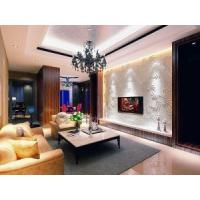 Buy cheap Fireproof Interior Decor 3D Texture Wall Panel for Hotels Wall Decoration product