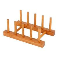 Buy cheap Wooden Small Dish Rack and Best Dish Drying Rack and Dish Drainer and Cutting Board Holder product
