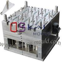 Buy cheap Plastic Broom Injection Mold with Sliders Designed and Work Full Automatic by Oil Motor and Air Jars product