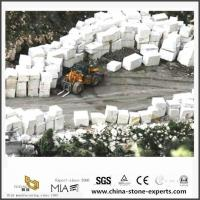 Buy China White Jade Marble Quarry Stone For Hotel Tiles Design