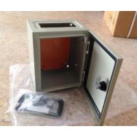 Buy cheap NEMA Outdoor Waterproof Customized Metal Electrical Power Distribution Boxes product