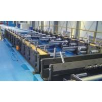 China Custom High Speed Double Layer Roll Forming Machine For Roof And Wall Panel on sale