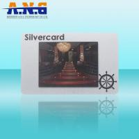 Buy cheap 13.56Mhz Plastic Rfid Smart Card M1 S50 With Full Color Printing from wholesalers
