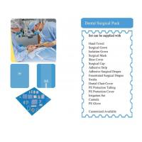 Non-woven Surgical Packs Dental Surgical Pack