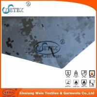 Buy cheap 65/35 T/C anti static and flame retardant fabric for safety clothing product
