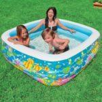 China Intex Pools Easy Set With Ladder | Pools For Home on sale