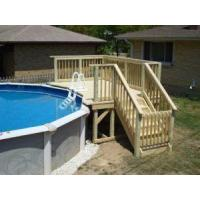 Buy cheap Above Ground Pool Ladders: Simple Above Ground Pool Ladders product