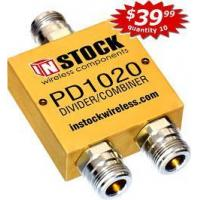 Buy cheap PD1020 - RF Power Divider, Combiner, Splitter product