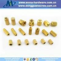 Buy cheap Best price in China knurled insert nut for plastic mold product