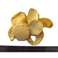 Buy cheap Freeze Dried Peach Chips from Wholesalers