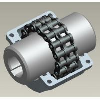 Professional Design Torque Transmission Roller Chain Coupling with Case High Cost-effective