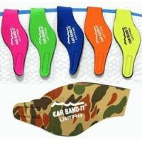 Buy cheap Water Safety New & Improved - Ear Band-It Ultra Head Band w/Floatable Ear Plugs product