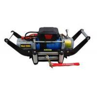 Buy cheap 12V Boat Winch with Pulling Capacity of 3,000lbs (1,360kg) and 30-feet Cable Length product