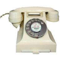 Buy cheap Culture 1950s Bakelite Telephone in Ivory product