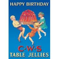 Buy cheap Culture HAPPY BIRTHDAY TABLE JELLIES product