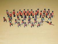 Buy cheap Vintage Old Toy 38 British Hollowcast Lead Soldiers Lot from wholesalers