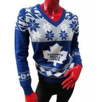 Buy cheap Toronto Maple Leaf Ladies Ugly Christmas Sweater product